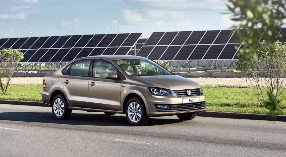 Volkswagen отзовет в России более 30 тысяч седанов Polo