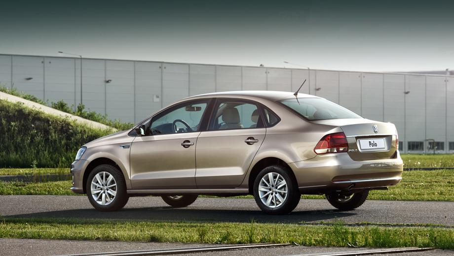 Volkswagen polo. По итогам одиннадцати месяцев 2017 года Polo является шестой по популярности моделью в России с результатом 42 994 штуки.