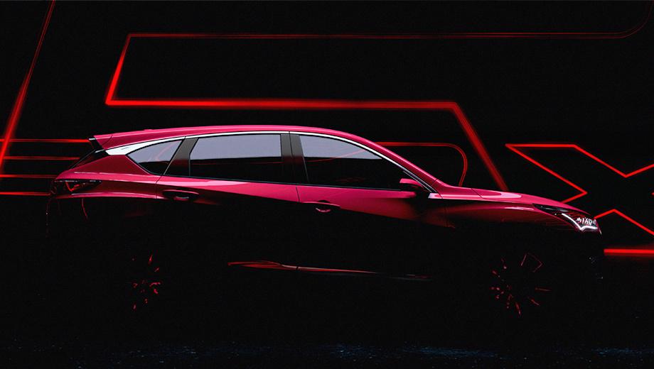 Acura rdx. Впервые RDX целиком и полностью разработан в Америке, причём, как говорят, с чистого листа. Дизайном занималась калифорнийская студия, воплощающая концепцию Precision Crafted Performance.