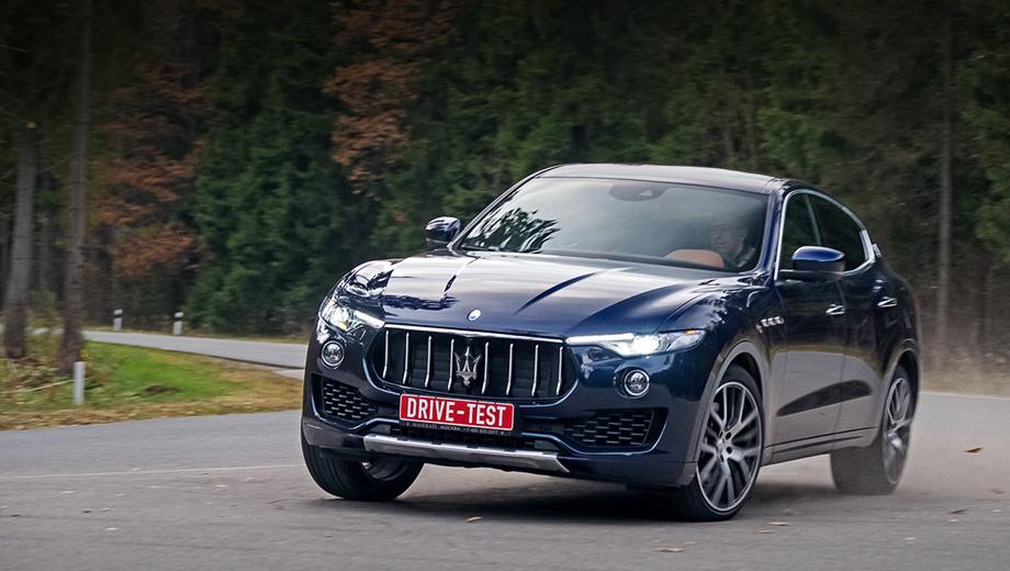 Maserati levante. По данным агентства JATO Dynamics, в октябре поставки кроссовера Maserati Levante в Поднебесную составили 750 штук. Это на 67% меньше, чем за тот же период 2016-го, но больше, чем за июль — сентябрь нынешнего года.