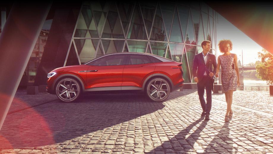 Volkswagen id cruiser,Volkswagen id freeler. Первыми в семье (в 2020 году) на конвейер встанут купеобразный паркетник I.D. Crozz (на фото) и хэтчбек I.D., при этом последний предназначен сугубо для Европы, а остальные модели будут продаваться на многих рынках.