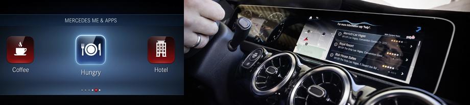 Интерфейс MBUX от Mercedes-Benz объявлен другом водителя