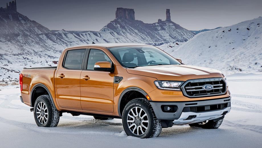 Ford ranger,Ford ranger lariant. Производство пикапа Ford Ranger для рынка США на предприятии в Мичигане стартует в конце этого года, а продажи — в самом начале 2019-го. Покупателям будут доступны машины с полуторной и полноценной двойной кабиной, в трёх исполнениях, с двумя пакетами внешней отделки и внедорожным китом.