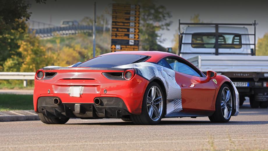 Ferrari 488 gto,Ferrari 488 gtb. Различные прототипы GTO были замечены на тестах в прошлом году.