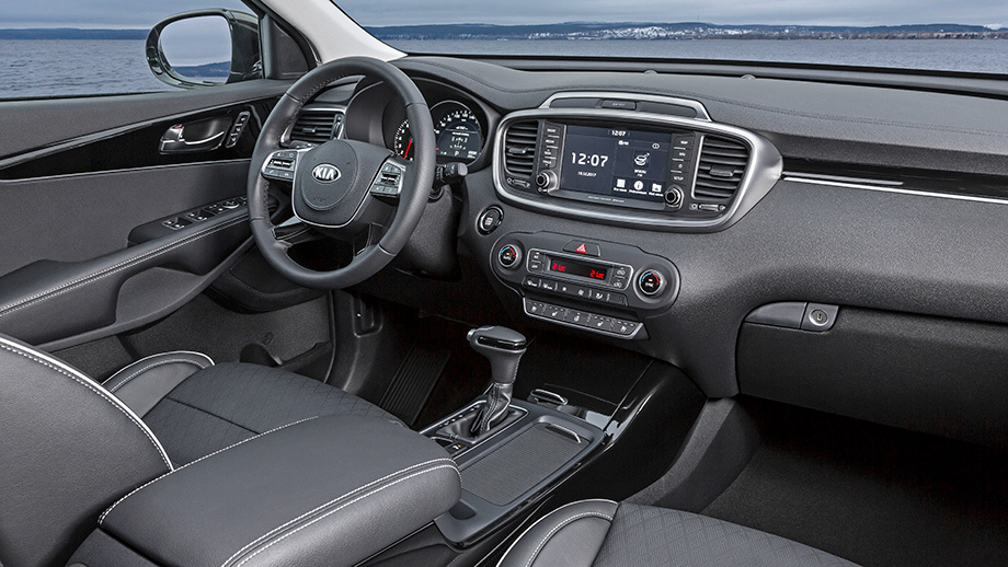 Рассматриваем рестайлинг Kia Sorento Prime сучётом новых цен. Тест-драйв kia sorento prime — ДРАЙВ