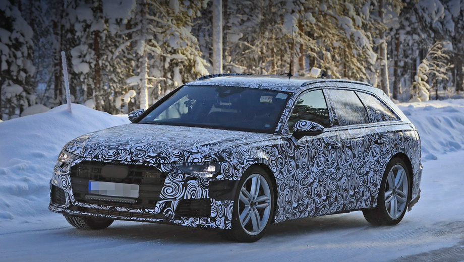 Audi s6,Audi s6 avant. По умолчанию Audi S6 и S6 Avant будут комплектоваться полноприводной трансмиссией с межосевым дифференциалом Torsen, адаптивными амортизаторами и активным задним редуктором.