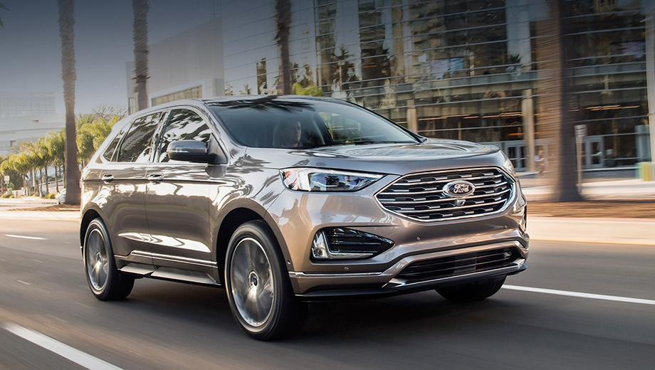 Ford edge. Премьера паркетника Ford Edge Titanium Elite состоится на автосалоне в Чикаго, который откроет свои двери 10 февраля 2018 года. В продажу такой Edge пойдёт летом. Предположительно, цена не превысит $40 тысяч.