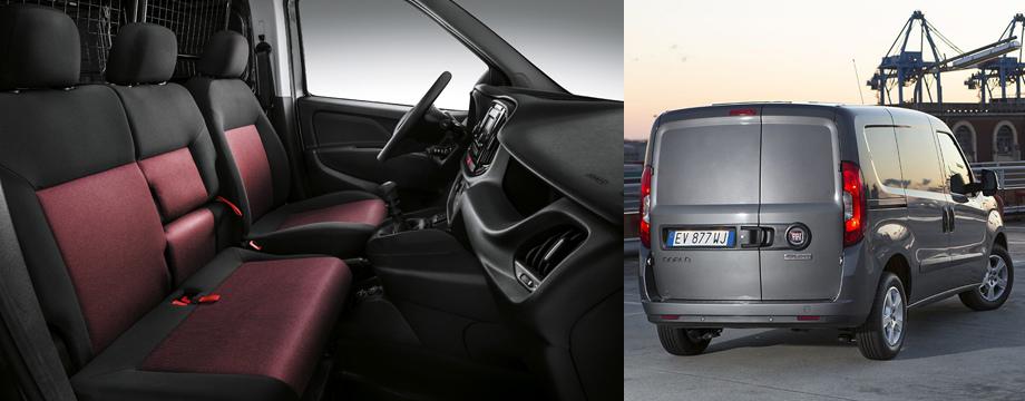 Новый вэн Fiat Doblo пришёл на российский рынок