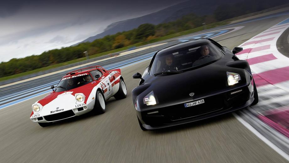 Легендарный суперкар Лансия Stratos возродят ввиде 550-сильного купе