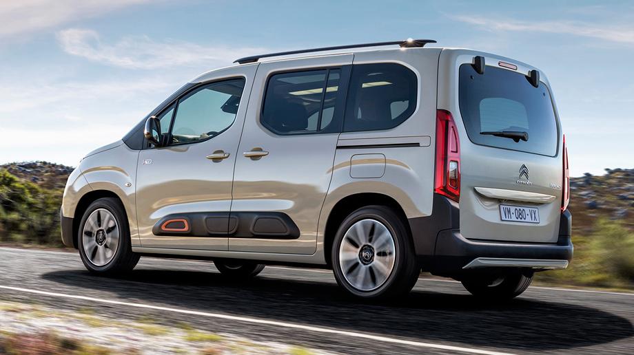 PSA Group анонсировала новые фургоны от Ситроен , Пежо  и Опель