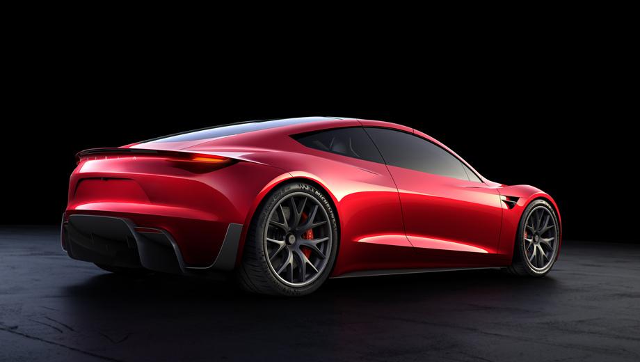 Tesla roadster. Для Теслы крупным шагом вперёд в плане технологий, в том числе электроники, должен стать новый Tesla Roadster, представленный в прошлом году лишь в виде опытного прототипа. В серию этот электрокар пойдёт в 2020 году.
