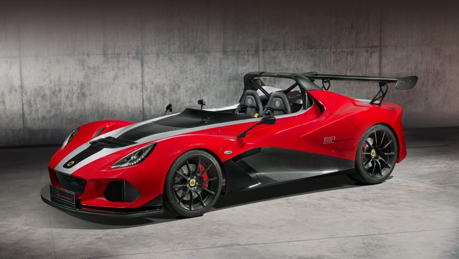 Баркетта Lotus 3-Eleven 430 вернула рекорд фирменного круга