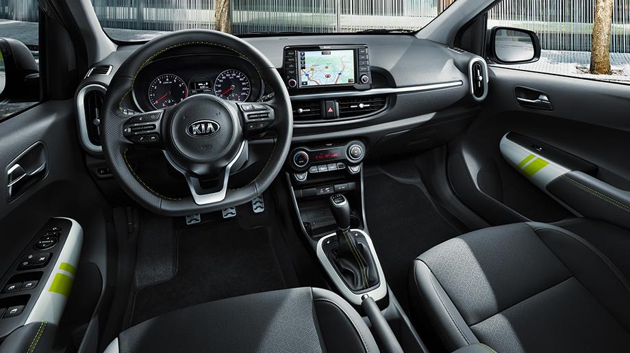 Новый Киа Picanto вкроссовой версии X-Line вышел на русский рынок автомобилей