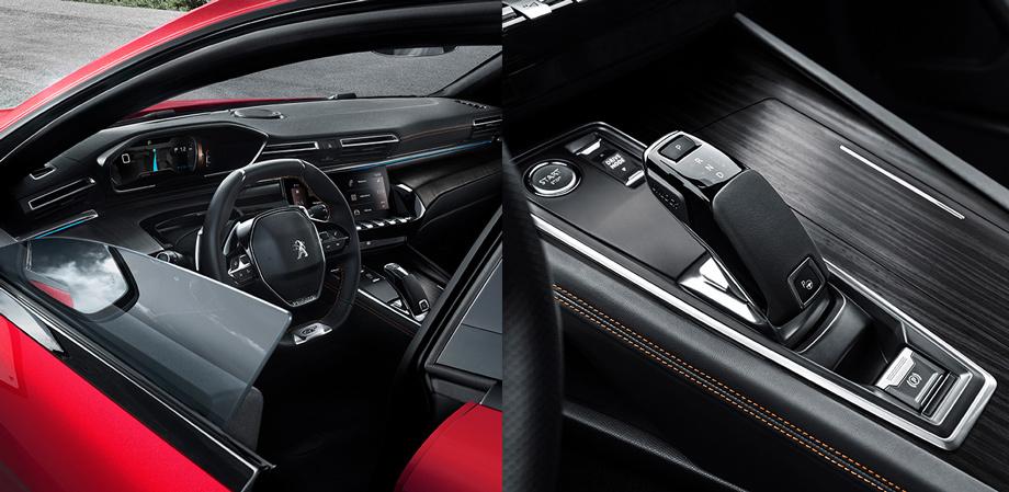Модель Peugeot 508 стала саблезубой и пятидверной