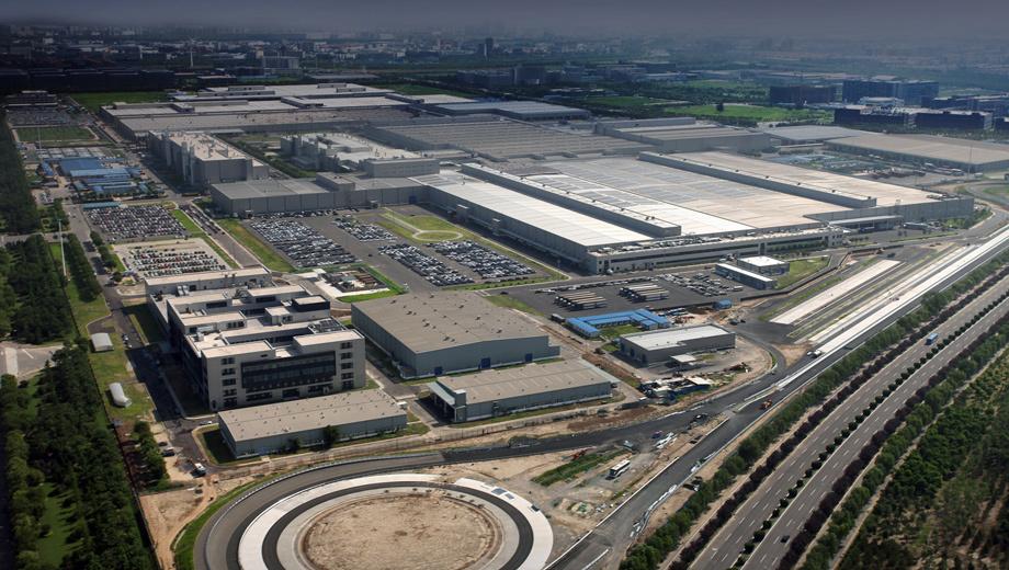 Daimler удвоит производственные мощности в Китае