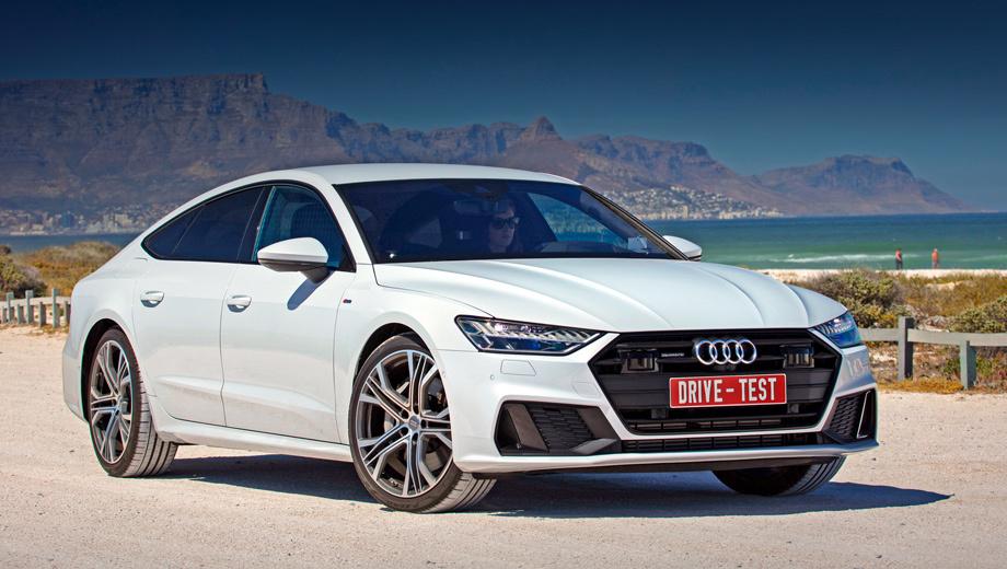 Audi a7. В России А7 55 TFSI (340 л.с.) появится летом. Дизель обещают позже. В Германии бензиновая версия стоит от 67 800 евро, на 26 тысяч меньше A8. Хэтчбек BMW 640i xDrive GT той же мощности — от 70 700 евро. У нас — от 4,09 млн рублей. Уходящие A7 3.0 TFSI — от 4,32 млн без учёта скидок.