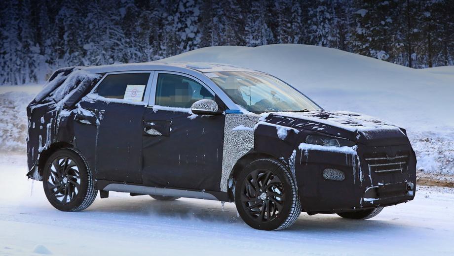 Кроссовер Hyundai Tucson получит «заряженную» версию N