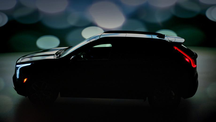 Cadillac xt4. Опасения, что новичок окажется уменьшенной копией Кадиллака XT5, к счастью, не оправдываются. У модели хоть и общекорпоративное, но собственное лицо.