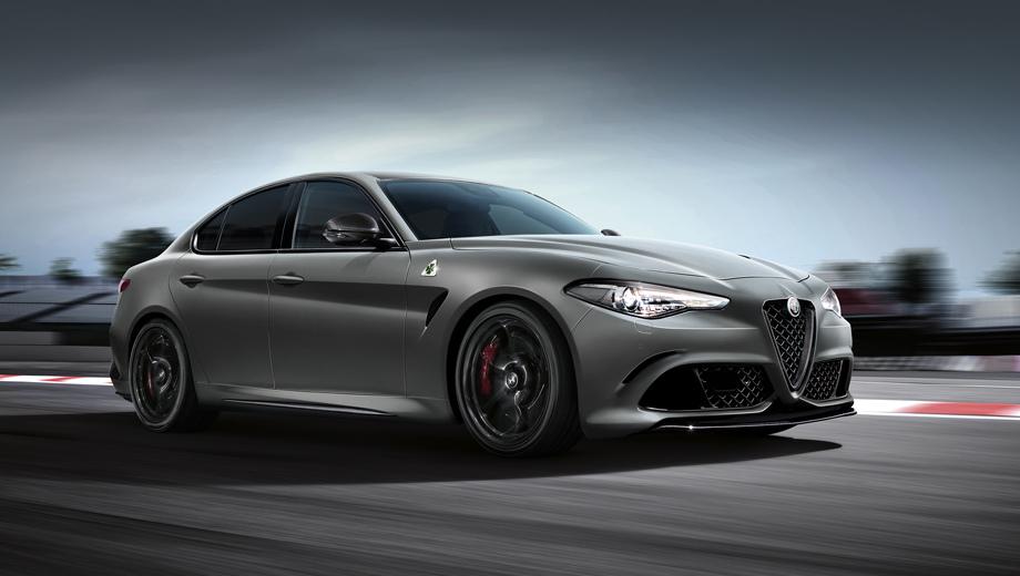 Марка Alfa Romeo
