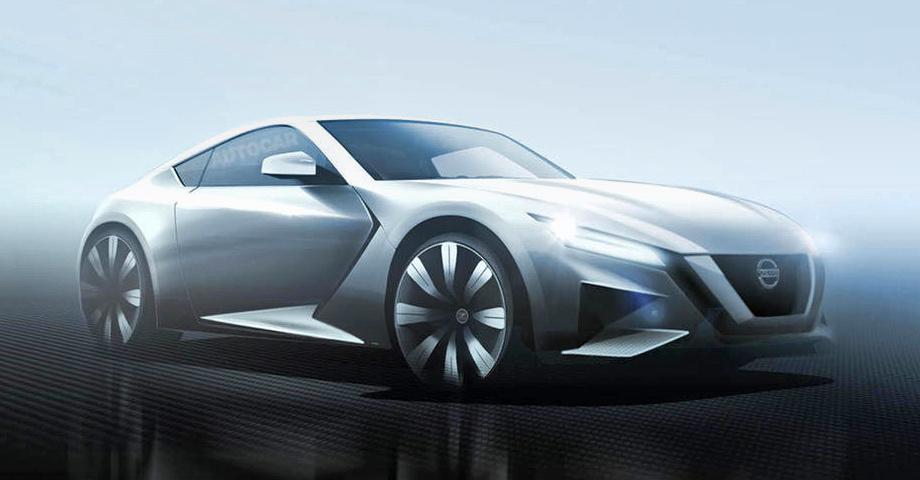 Компания Ниссан презентует улучшенный спорткар 400Z