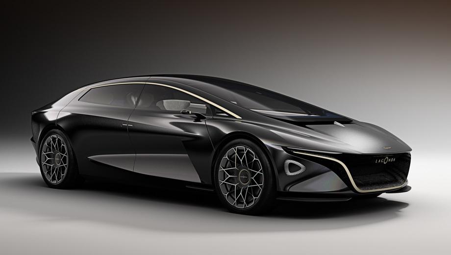 Астон Мартин Lagonda начнет выпускать электромобили