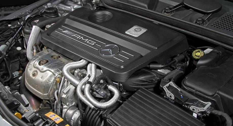 Переработанный хэтчбек Mercedes-AMG A45 отPosaidon стал неменее мощнее