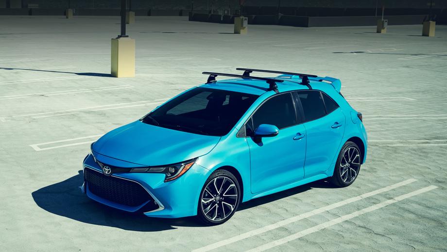 Стильная, просторная, отлично оснащенная— новая Тоёта Corolla