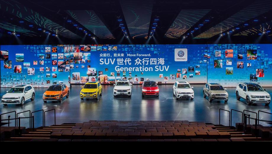 Новый VW Touareg 2019 рассекречен на100%