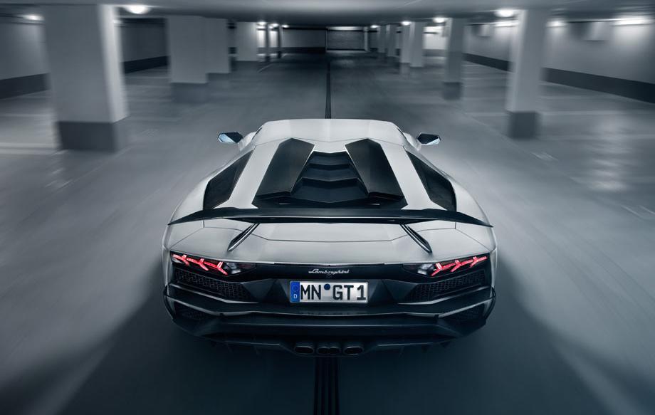 Тюнинг-ателье Novitec представило улучшенный Lamborghini Aventador S