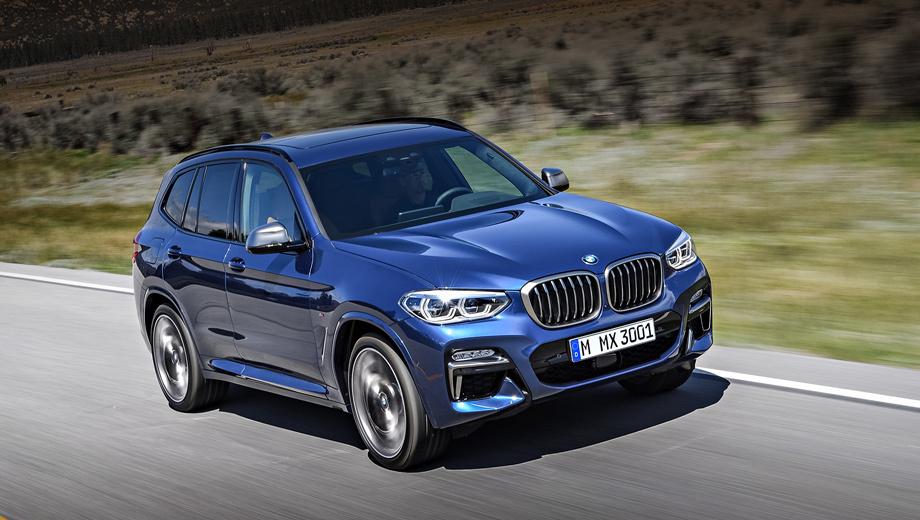 Bmw x3. Для нового поколения «икс-третьего», поступившего у нас в продажу в ноябре 2017-го, это первый отзыв. В прошлый раз старый BMW X3 подвели дефектные крепления детских кресел.
