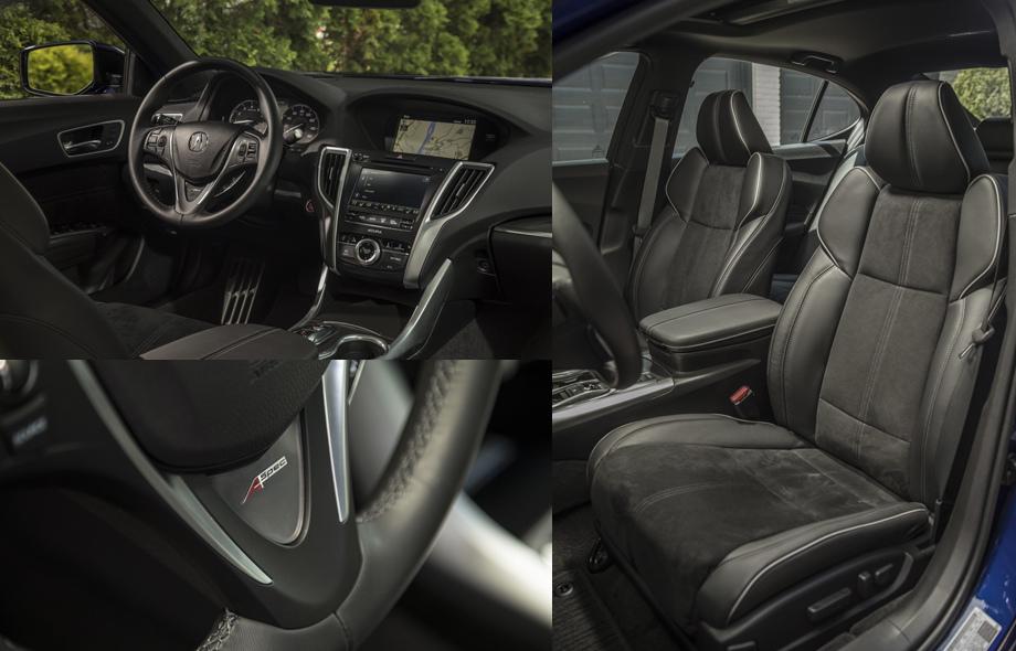 Спортивный Акура TLX A-Spec получит 4-х цилиндровый мотор