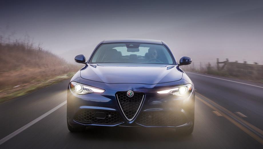 Купе на базе седана Alfa Romeo Giulia будет гибридным