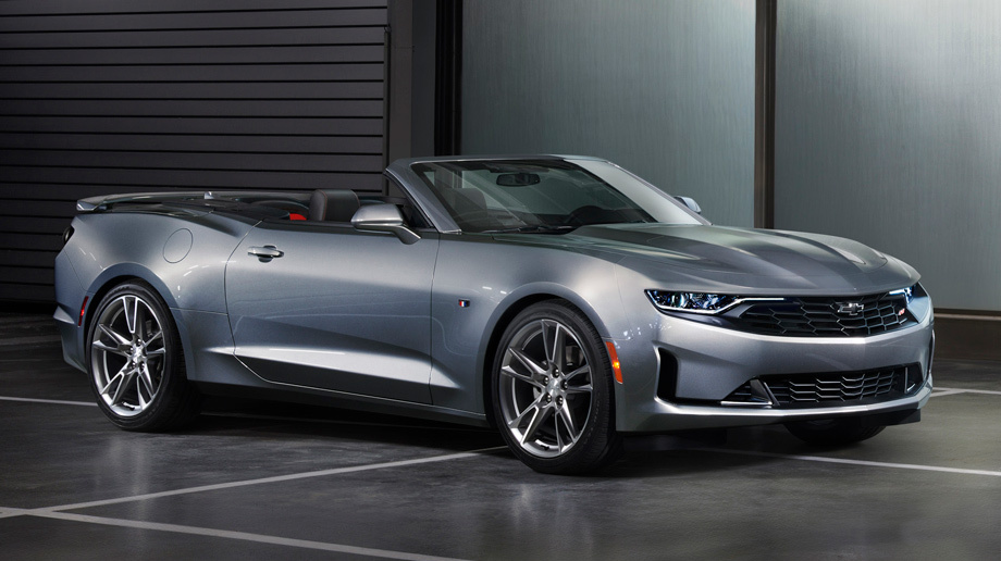Chevrolet обновил спорткар Camaro