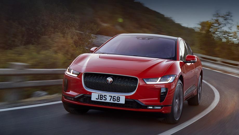 Jaguar j-pace. Внешность модели J-Pace будет решена в новом дизайнерском ключе, в котором отчасти сработан I-Pace (на фотографии). Range Rover стоит 80 тысяч фунтов, а близкие Ягуару по идеологии Maserati Levante и Porsche Cayenne ― от 55 тысяч.