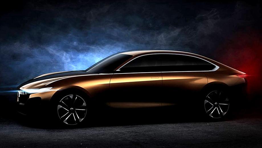 Ателье Pininfarina покажет в Пекине два новых концепта