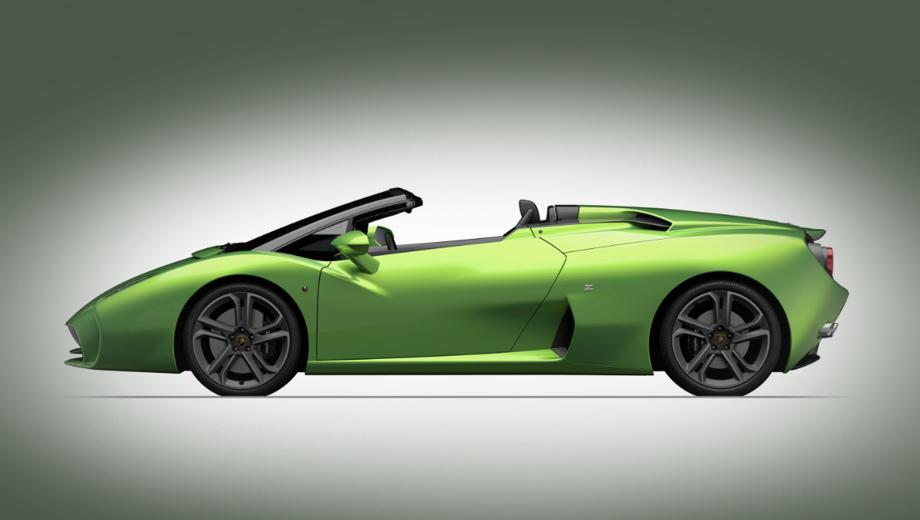 Zagato выпустит суперкар набазе Lamborghini Gallardo