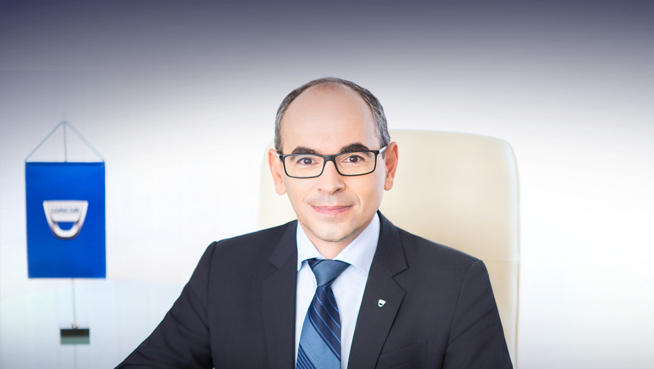 Новым президентом АвтоВАЗа назначен Ив Каракатзанис