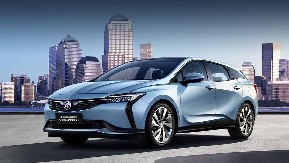 Buick Velite 6 дебютирует в«Поднебесной» как электромобиль и«plug-in» гибрид