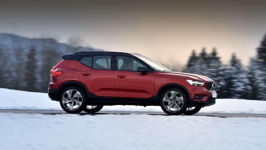 Компания Volvo испытала в Калифорнии новую услугу