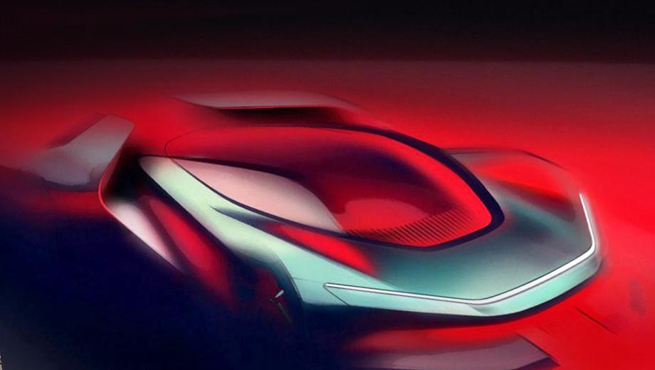 Гиперкар Automobili Pininfarina FP0 сможет разгоняться до 400 км/ч