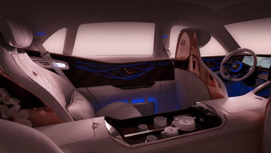 Mercedes gls,Mercedes concept. «Концепт демонстрирует, как можно сочетать типичные сильные стороны эксклюзивного седана высокого класса и внедорожника», — поясняют авторы шоу-кара.