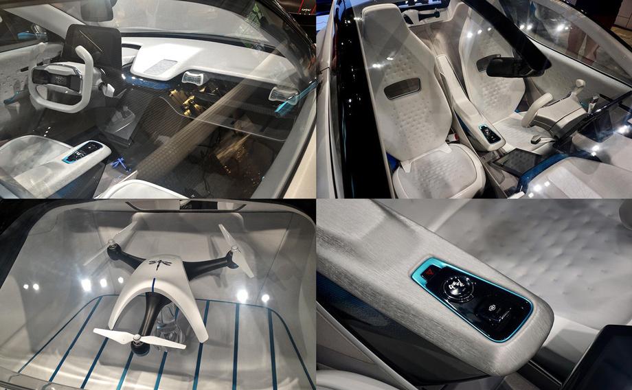 ВКитайской народной республике Qiantu Motor показала серийное купе K50 и концепт-кар K20
