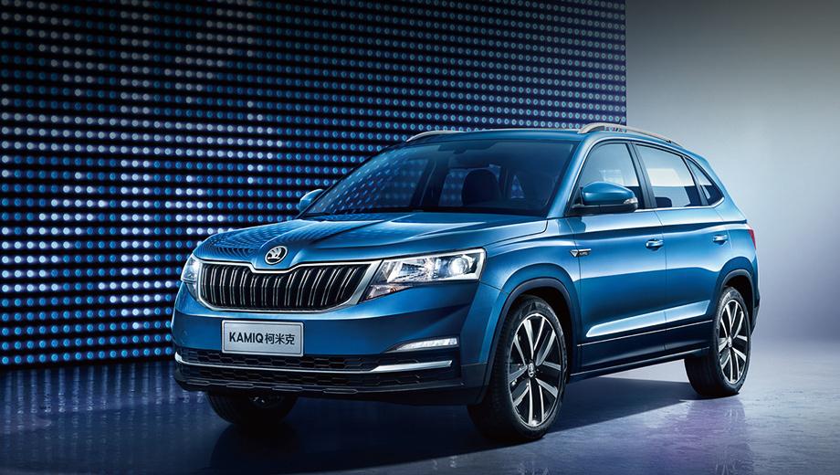 Skoda kamiq. В Китае продажи пятидверки Skoda Kamiq стартуют в июне 2018 года. Предположительно, автомобиль будет стоить около 90–100 тысяч юаней ($14 255–15 840). Для сравнения, в Поднебесной Skoda Karoq оценивается в 139 900 юаней ($22 160).