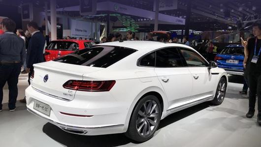 Volkswagen arteon,Volkswagen cc. Пятидверку для Китая будет выпускать СП FAW-Volkswagen.