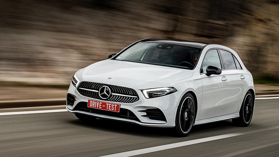 Mercedes a. Mercedes оценен на уровне одноклассников: пока безальтернативный переднеприводный А200 стоит от 1 720 000 рублей. Но конфигуратор позволяет довести сумму до 4 241 000 рублей.