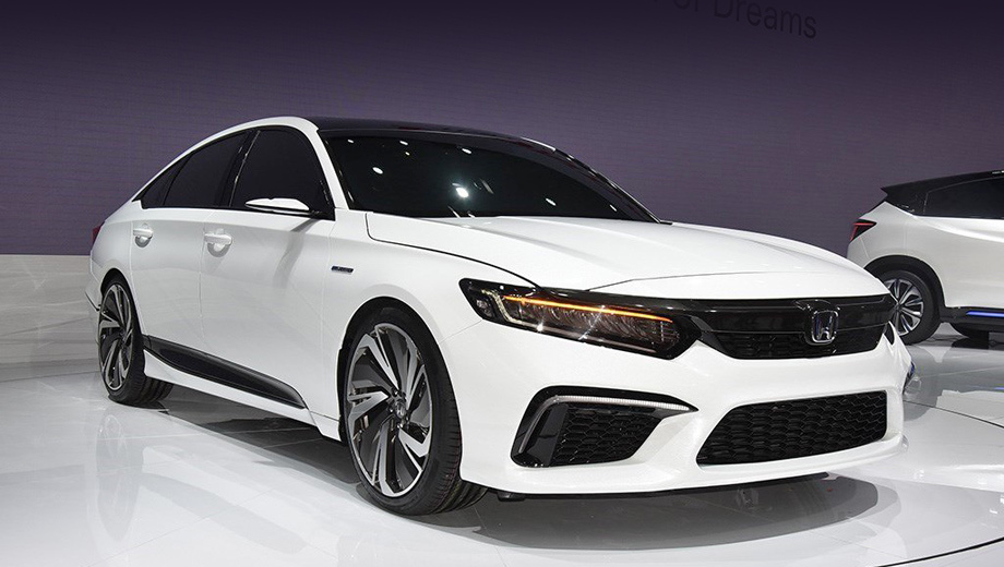 Концепт Honda Inspire оказался перекроенным Аккордом