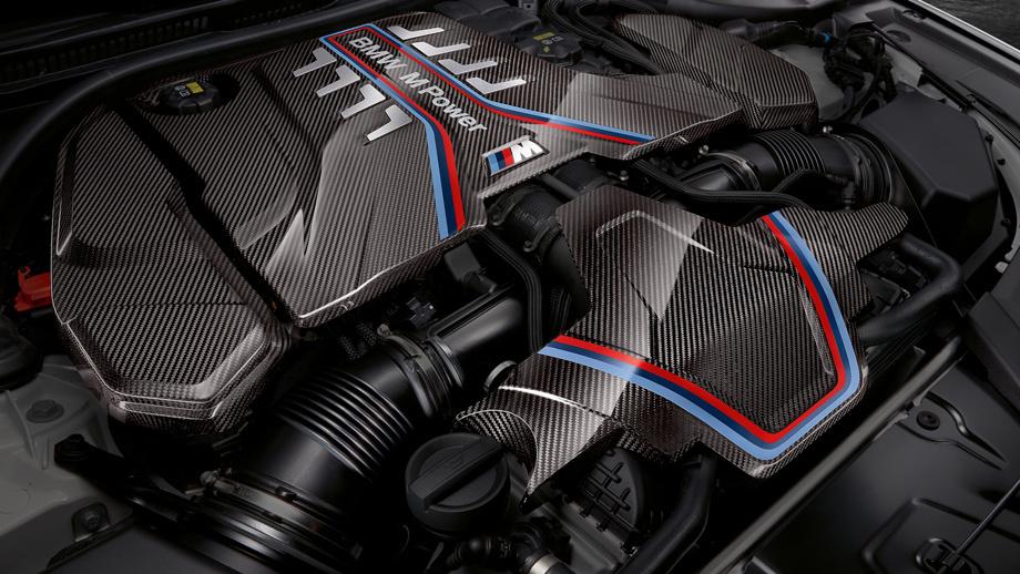 Седан БМВ M5 Competition опередил Е-класс отAMG