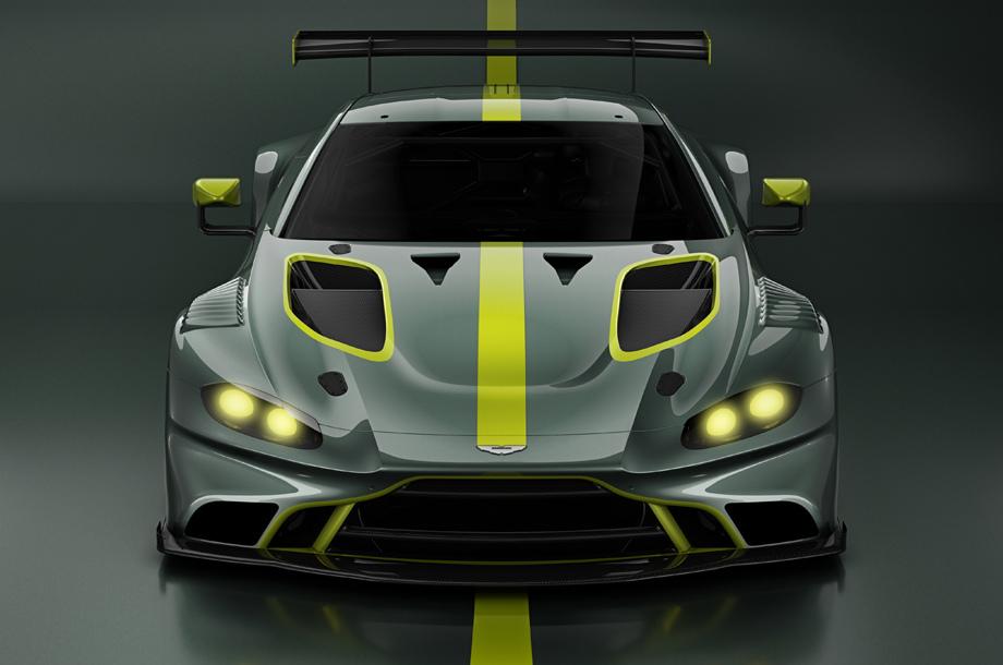 Астон Мартин анонсировал появление суперкара DB11 AMR в этом году