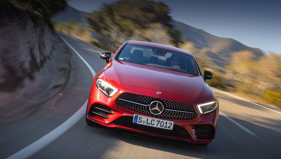 Mercedes cls. Купеобразный Mercedes CLS 350 4Matic дорог, и это хорошо заметно на фоне близких по сути одноклассников. Например, полноприводный Audi A7 Sportback с 333-сильным мотором V6 3.0 TFSI можно купить за 4 382 000 рублей, а 400-сильный BMW M550d xDrive ― за 4 820 000.