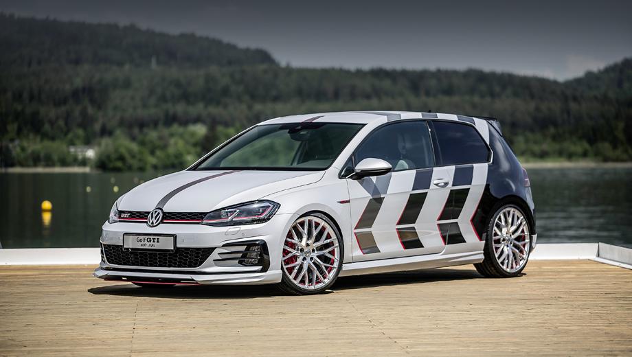 Немецкие студенты разработали две новые версии Volkswagen Golf